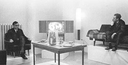 Gerhard Richter und Konrad Lueg: Kapitalistischer Realismus